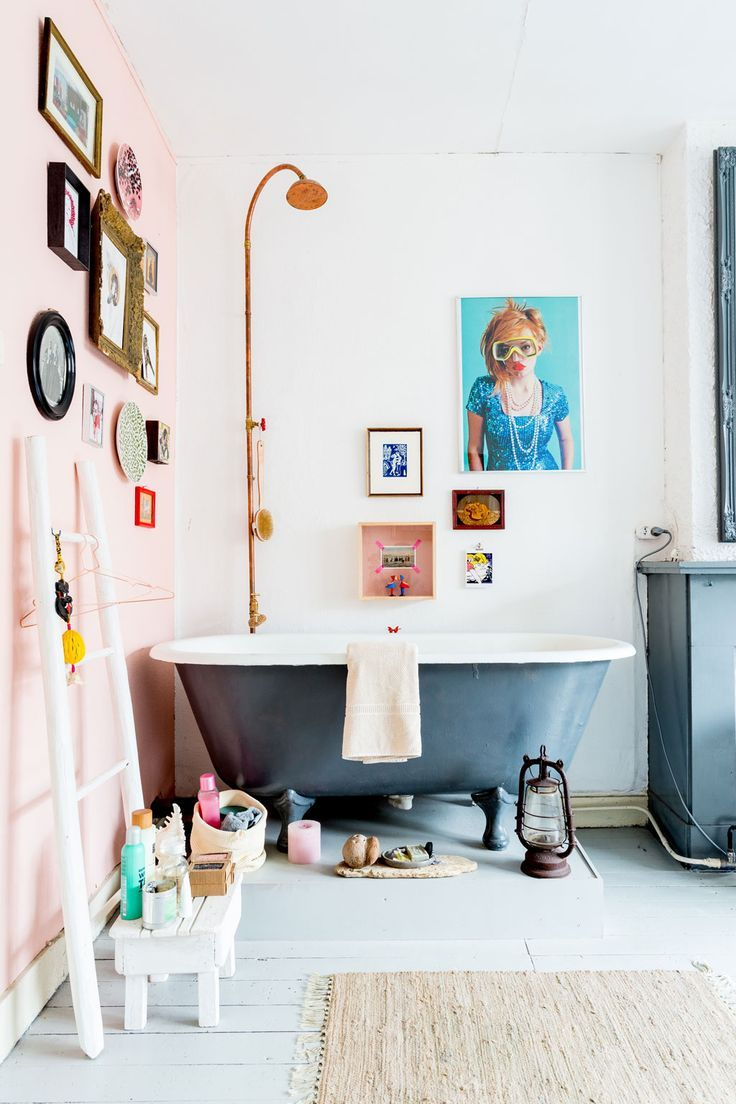 1907 school house farmhouse bathroom san luis obispo by - Find This Pin And More On Bathroom By Faeimages