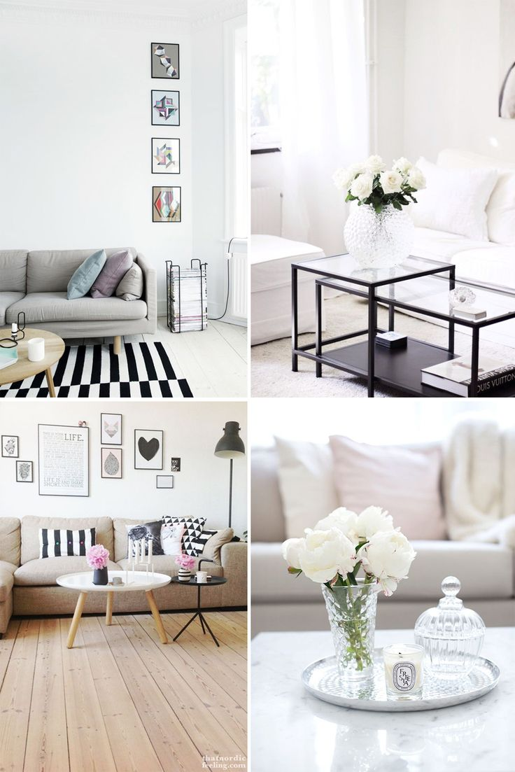 Recently Pinning - Light Airy Living Spaces Pinterest