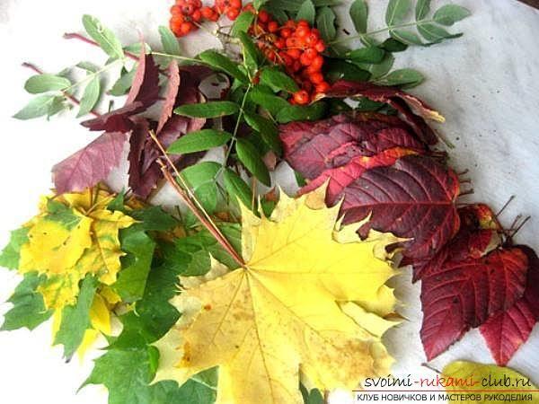 Осенние поделки своими руками для малышей для начинающих мастер-классы. Фото №10