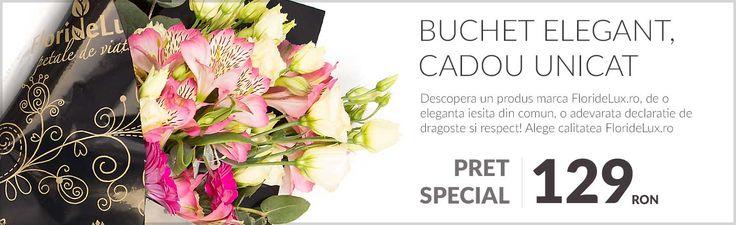 Noi si incitante promotii te asteapta in cea mai buna florarie online! 🌹👌🏻💌 Shop now: https://www.floridelux.ro/