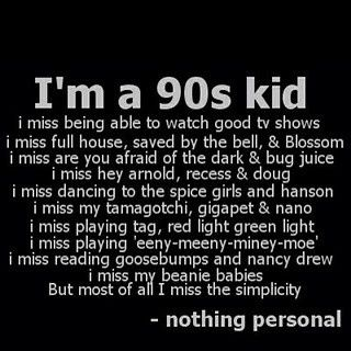 Replace Hey Arnold and Recess with Anamaniacs and Rugrats & this is pretty much true lol