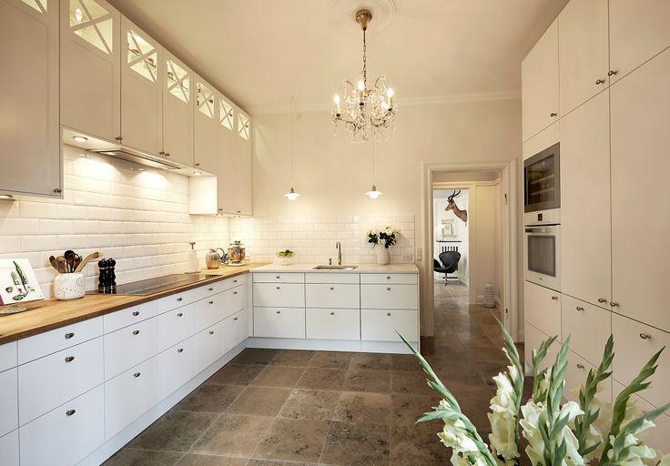 Køkken design: Denmark - Elegant og smagfuldt indretningsstil