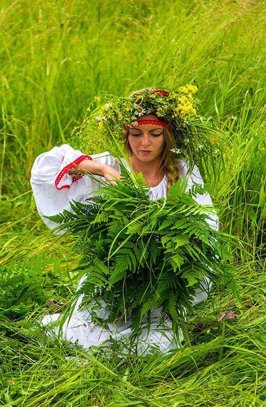 Kupala. Maloyaroslavets (2013) - Slavic culture