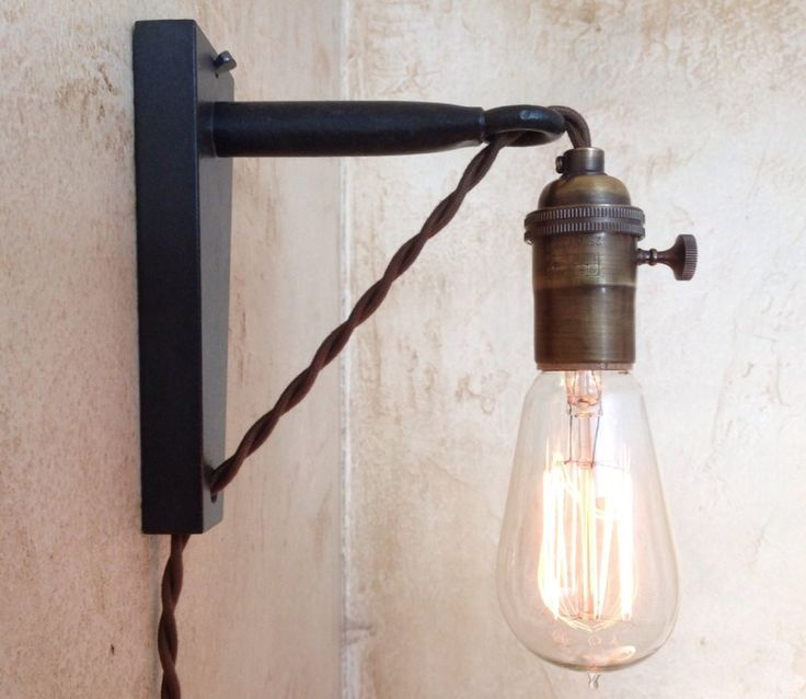amazing plug wall lamps for bedroom decor mesmerizing lamp glass and iron stuck the walls