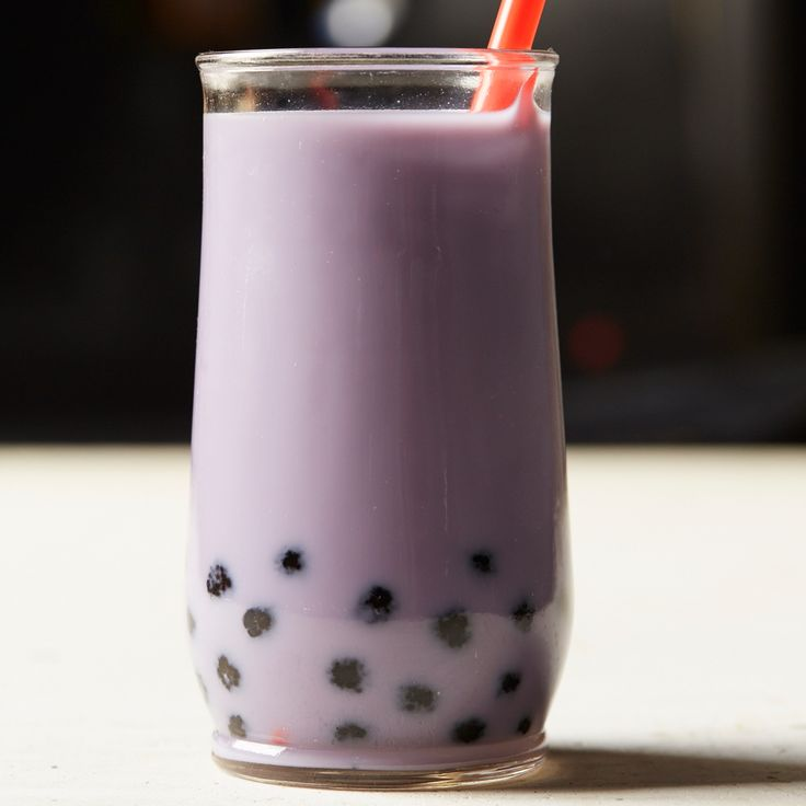 Make your own bubble tea at home with this delicious recipe from foodandwine.com.