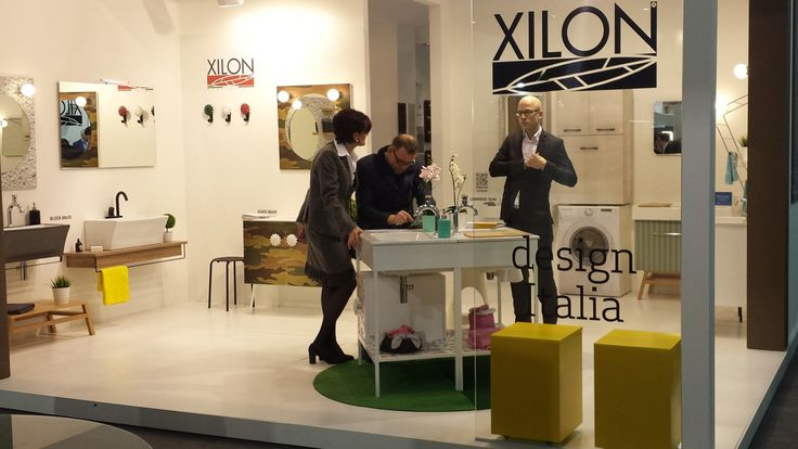 Xilon Stand @ ISH Frankfurt 2015, HALL 3.0 STAND D79C. Coming soon more detail....