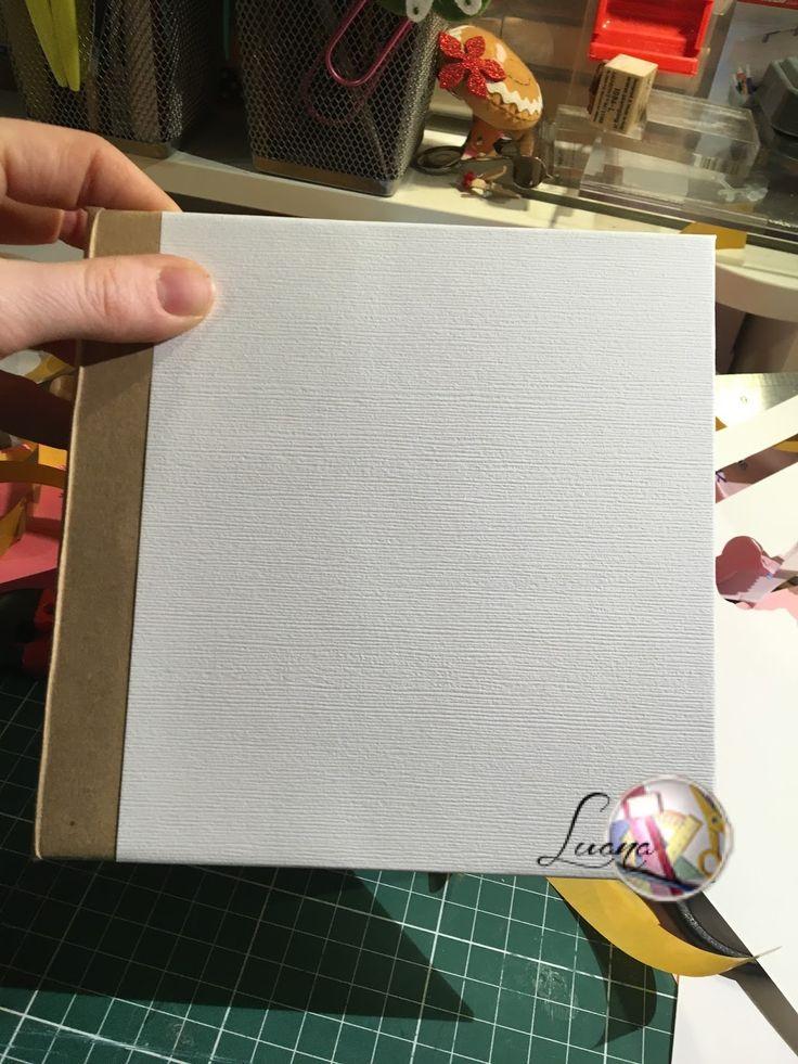 Buongiorno amici/che!!     Oggi tocca a me presentare il tutorial di un minialbum;   l'ho realizzato in occasione del concorso dei   2000...