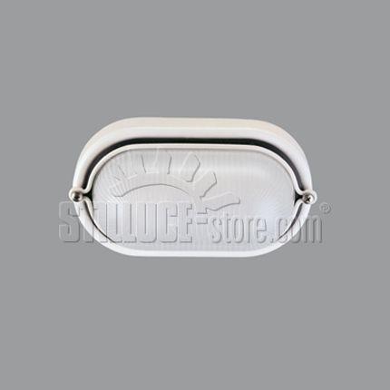 Boluce Iron 0912.00 Apparecchio per interni ed esterni. Colore: bianco o nero.