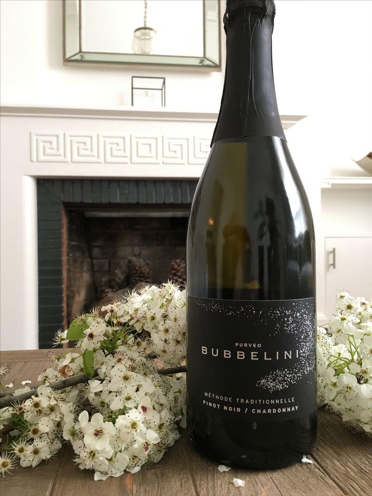 Spring blossoms - time to pop the cork!  #bubbly #bubbles #popthecork #australiansparkling #spring #celebration #bubbelini