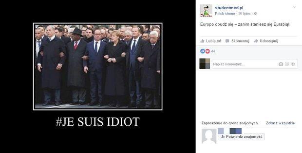 Facebook Studentmed.pl