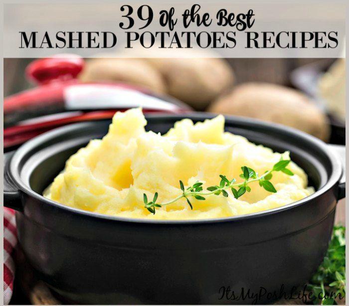 Basic Mashed Potato | Recipe