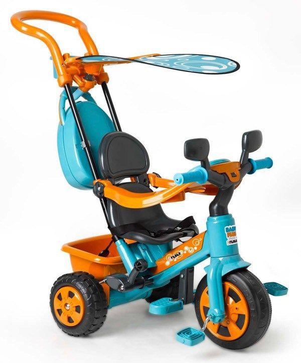 El mejor triciclo para bebés: FEBER Baby Plus Music
