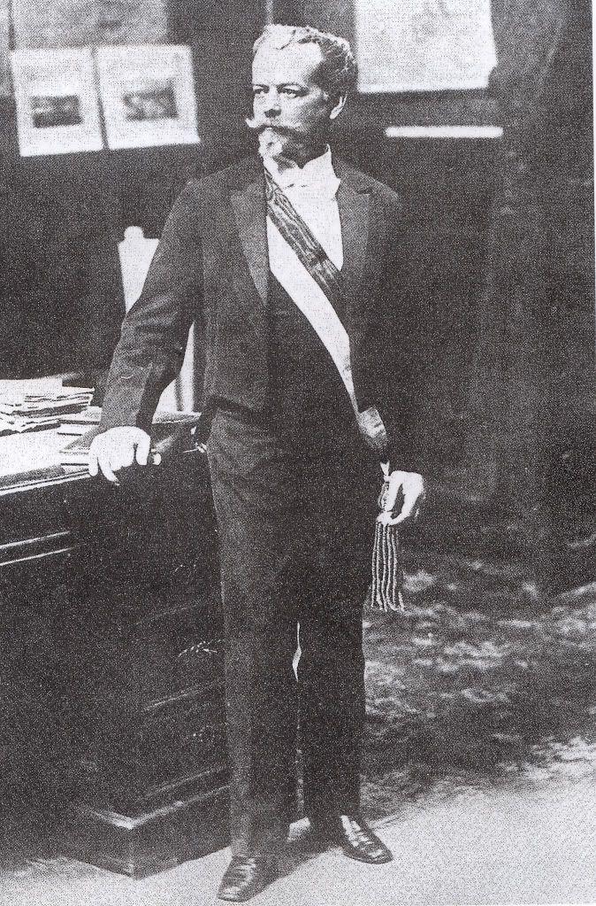 NICOLAS DE PIEROLA VILLENA Presidente de Facto del Peru en 1879, politizo al ejercito nombrando Coroneles civiles adictos a el, bajando asi la calidad de la conduccion