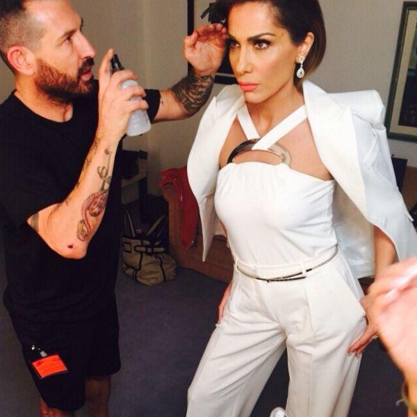 The Voice: Διαβάστε τι φόρεσε η Δέσποινα Βανδή στο χθεσινό Live