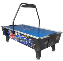 Best Shot Professional Tournament Coin Air Hockey Table From Dynamo