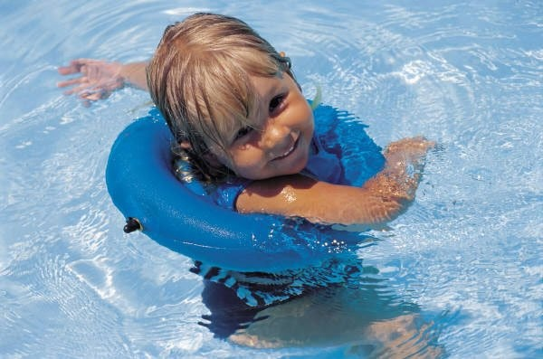 Some Risks of Swimming for Babies and Children