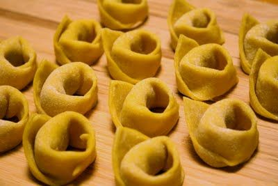 gluten free tortellini... YES!!  Before being diagnosed with gluten intolerance I LOVED torellini!  I haven't had it in over 2 years!! Trying this ASAP!!!
