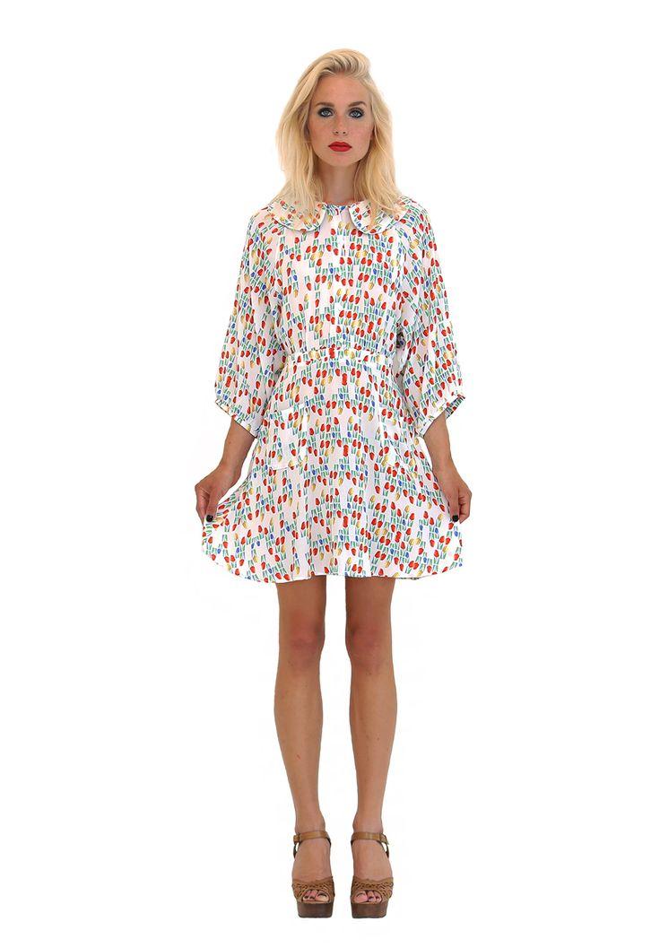 Carola dress. Shop: http://shop.ivanahelsinki.com/collections/dresses/products/carola