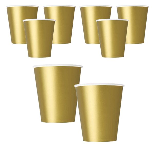 How about some golden cups for your Harry Potter Party?