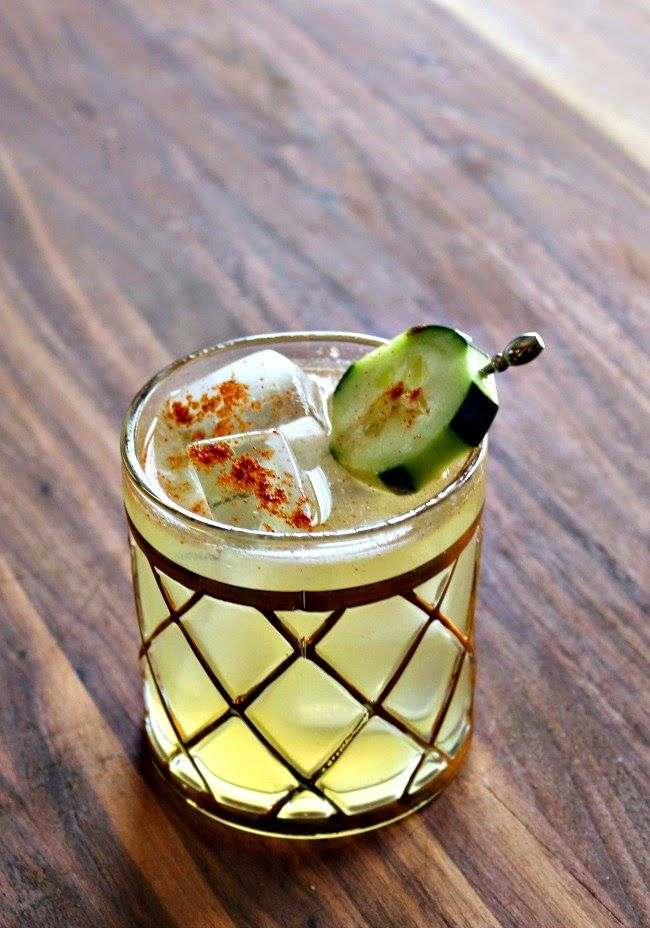 Mezcal Mule cocktail: an update on a classic Moscow Mule with smokey Mezcal Tequila via Mint Love Social Club