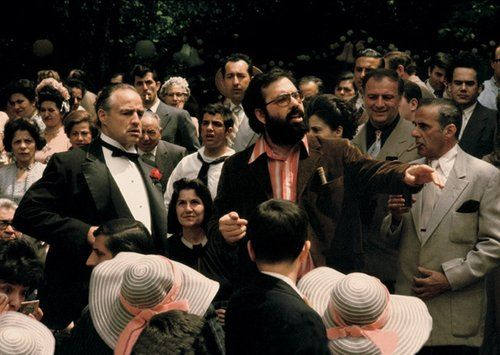 The Godfather #thegodfather #francisfordcoppola