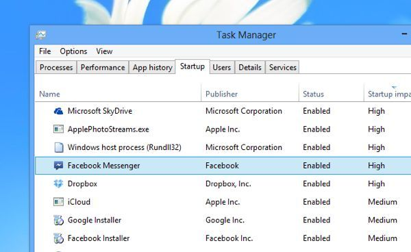 Windows 8 tip: Find and disable programs that slow your PC's startup