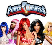 Inspiring picture beyonce, katy perry, lady gaga, nicki minaj, power rangers. Resolution: 1200x914 px. Find the picture to your taste!