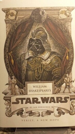 Starwars Meets  Shakespeare In A Modern Funny  Mashup