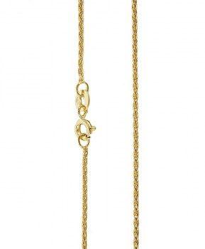 Αλυσίδες : Αλυσίδα χρυσή Κ14-50cm AL121