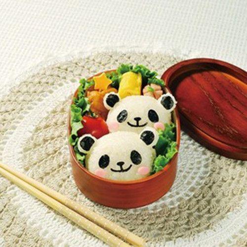 Panda Onigiri Mold