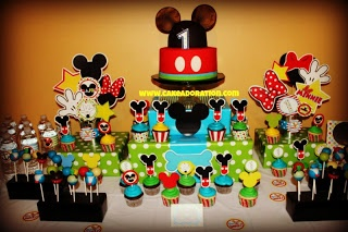 Mickey Mouse Clubhouse Cake Ideas   Mickey+Mouse+Cake+Mickey+cupcakes,+cake+pops.jpg