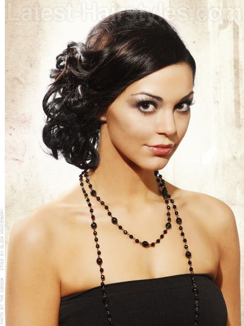 Hairstyles In The 20s : , Hair Styles, Prom Hairstyles, Hairstyles For Medium Hair, Twenties ...