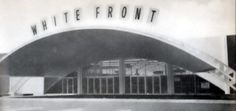 White Front, Torrance California - circa 1960-something