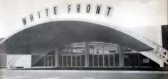 White Front, Torrance California - circa 1960-something