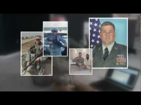 """A """"catfishing"""" scam that claims victims using stolen pictures of military personnel to create a fake online profile."""