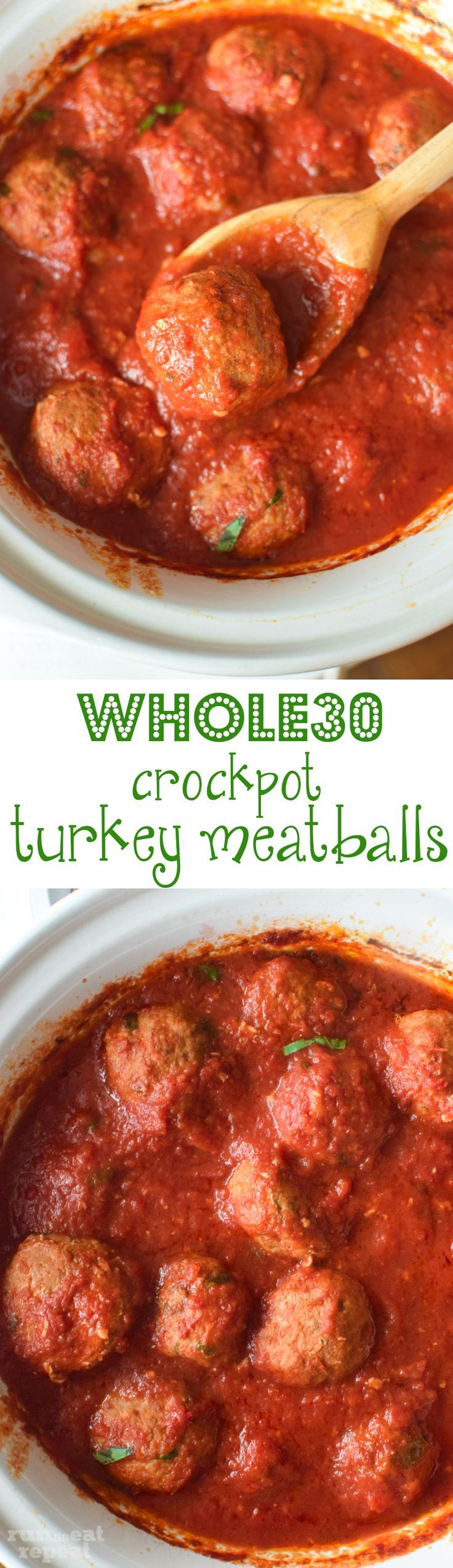 This is my favorite recipe for crockpot turkey meatballs— spiced just right, perfectly tender, packed with flavor, and incredibly simple to make!