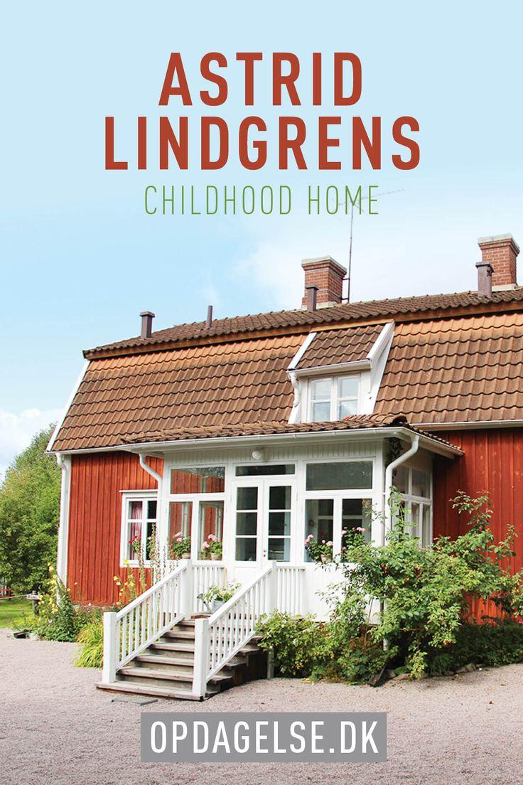 Astrid Lindgrens Childhoom Home