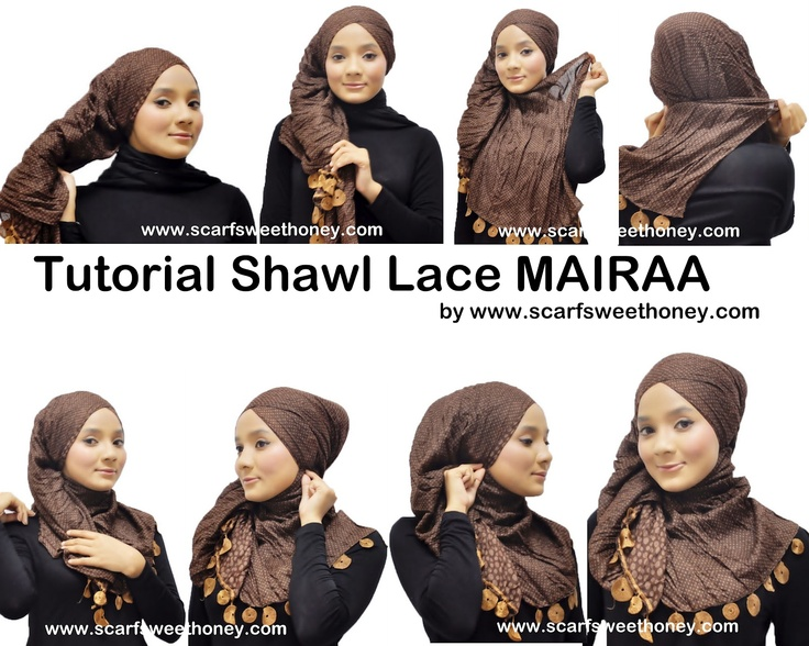 Hijab Tutorial: