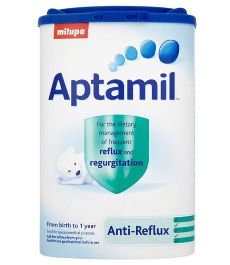 Aptamil USA Seller Anti-Reflux From Birth To 1 YR 900g UK