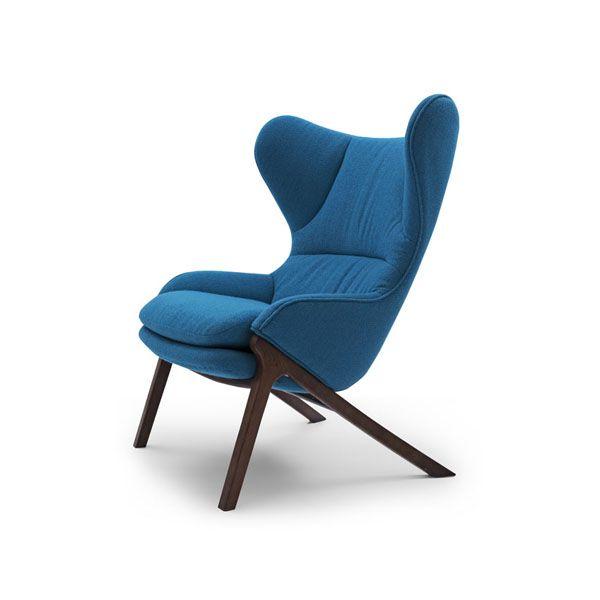 Lounge sessel retro  Retro-moderne designer lounge sessel der patrick norguet cassina ...