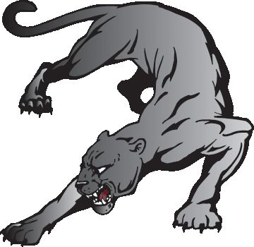 Clip Art Panther Clipart 1000 images about panther clip art on pinterest cougarmascot 09