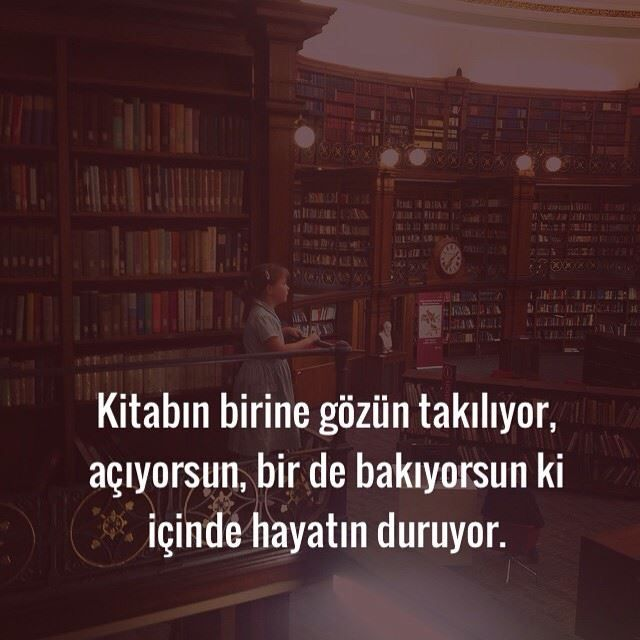 Kitaplar kitaplar ve kitaplar.....