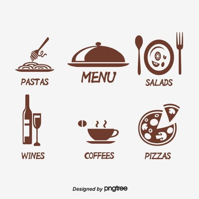 The Restaurant Menu Icon Material Silhouette Menu Clipart Food Design Png Transparent Clipart Image And Psd File For Free Download Menu Restaurant Pizza Design Menu