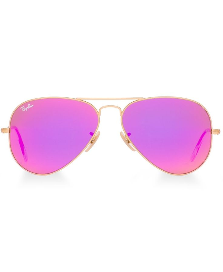 Oh hell! I just had to order the PINK Ray-Bans also. Sooo preeety!