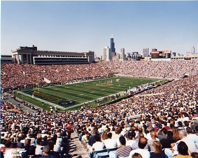 Soldier Field 2002