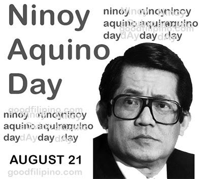 Essay about ninoy aquino day