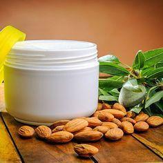 Gesichtscreme mit Mandelöl selber machen - Rezept und Anleitung