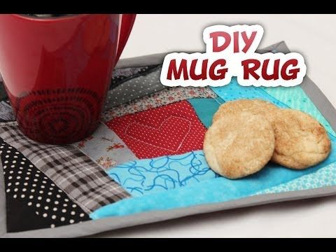 With a small adaptation it ties neatly to the inside of the bag- so you can carry the both of them with you. All you do to keep the Butterfly Mug Rug in place is sew 22″ of co-ordinating ribbon t...  Modèle Gratuit en Anglais de Red Brolly ICI Merci Bronwyn...