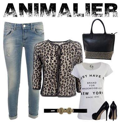 Stampe animalier: indossale nel modo giusto!