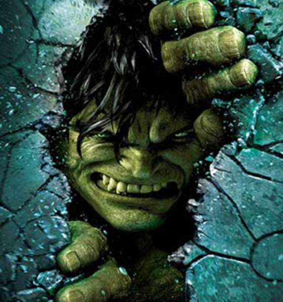 Guillermo Del Toro Briefly Updates The Incredible Hulk TV